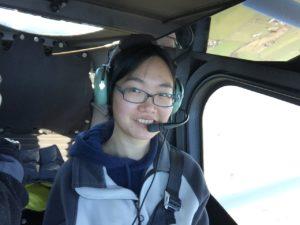 Minyuan first flight