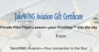 Gift_cert private pilot flight lesson